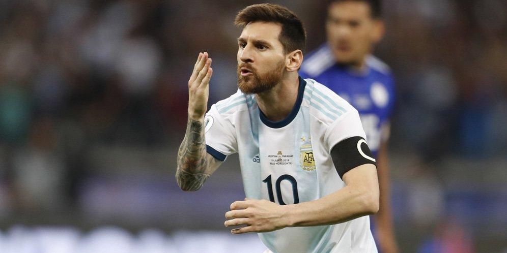 Tidak Masuk Akal Jika Argentina Terhenti di Fase Grup Copa America 2019