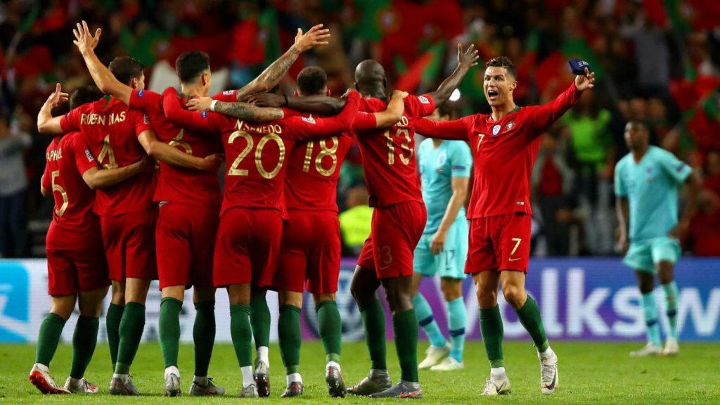 Portugal bisa siap untuk mendominasi
