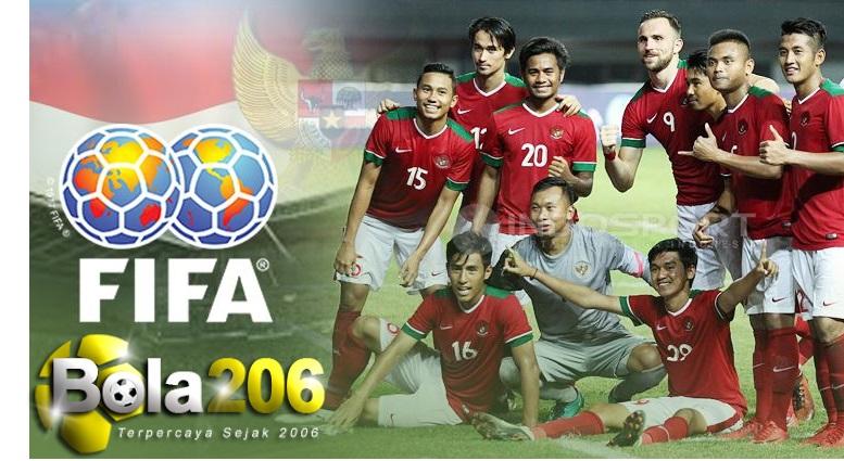 Update Terbaru Ranking FIFA