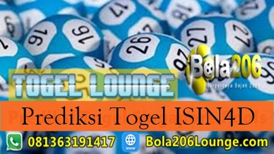 Togel Lounge Prediksi Isin 4D