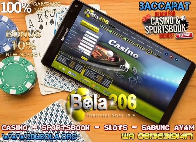 Bukti Pemenang Casino Bola206