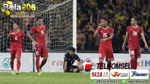 Indonesia Kalah Lagi Dengan Malysia 2-0