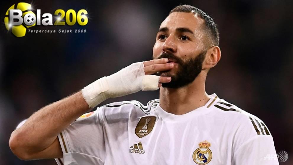 Karim Benzema Tolak Dianggap Sebagai Legenda Madrid