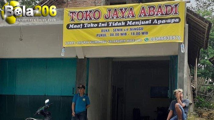 VIRAL Toko Jaya Abadi yang Tidak Menjual Apa-apa