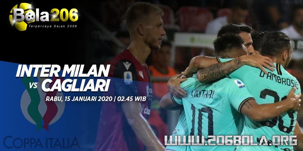 Prediksi Pertandingan Inter Milan vs Cagliari