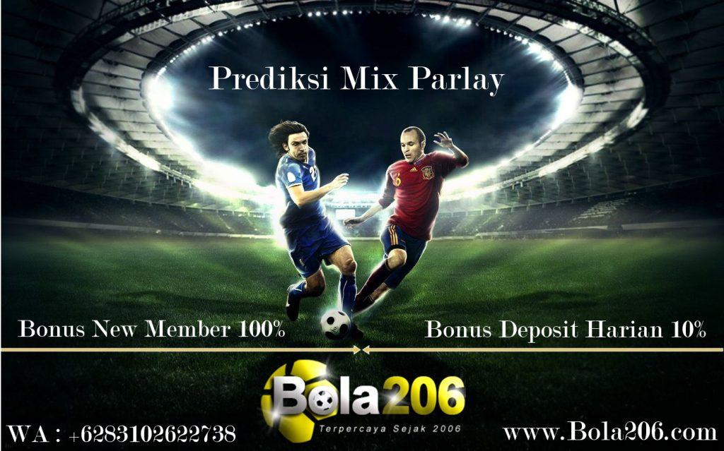 Prediksi Mix Parlay Bola Edisi 16 September – 17 September